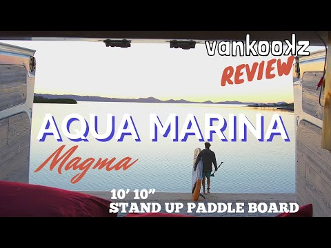 Best Inflatable SUP for the Price! | Aqua Marina Magma SUP Review & Unboxing