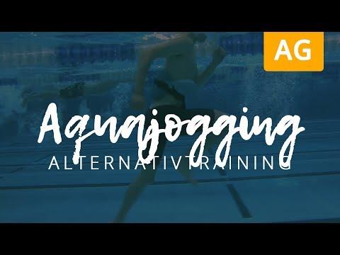 LAUFTRAINING.com - Alternativtraining Aquajogging