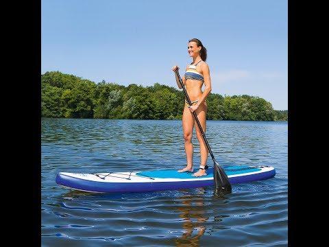 EASYmaxx Stand-Up Paddle-Board | Maxxworld