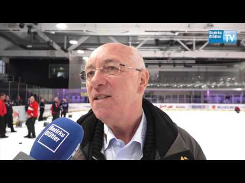 Wie funktioniert Eisstockschießen - mit Hans Fischbacher
