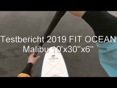 Testbericht | 2019 Fit Ocean Malibu 10'x30''x6'' | SURFDEAL