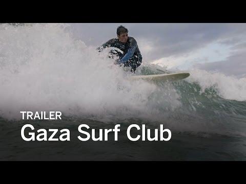 GAZA SURF CLUB Trailer | Festival 2016