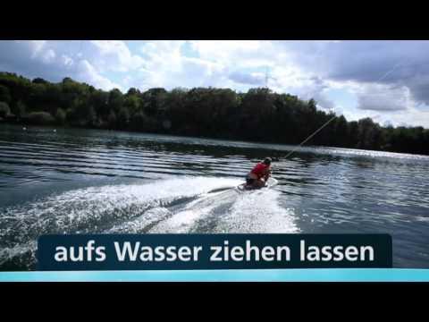 Wasserski Lehrvideo - Kneeboard