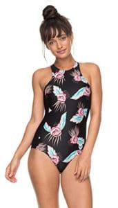 Roxy-Fitness-Badeanzug-Schwimmanzug-Surfen