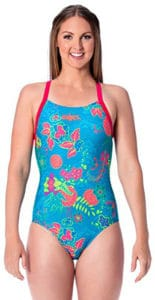 Zealous-Womens-Evergreen-One-Piece-Swimsuit
