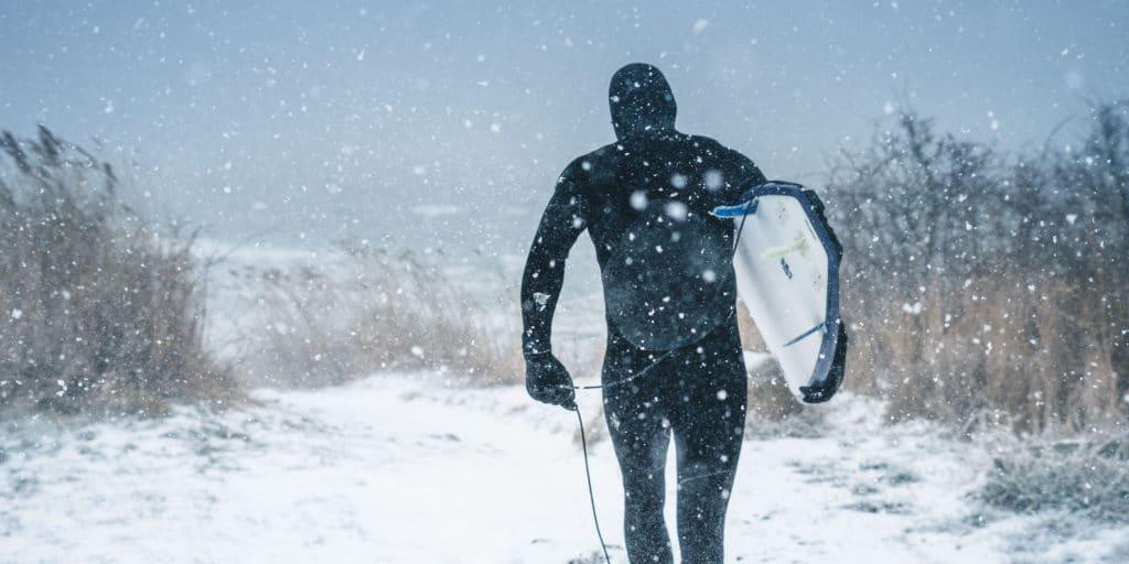 3MM NEOPRENE WETSUIT HANDSCHUHE Kajak Tauchen Schwimmen Surfen Handschuhe M