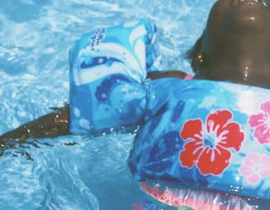schwimmhilfe
