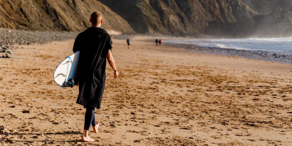 was kann ein surf poncho im vergleich