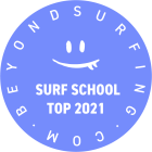 BeyondSurfing Surf Camp and School Award